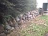 Reparation af kampstensmur